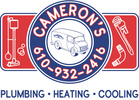 Cameron's Plumbing, Heating & Cooling